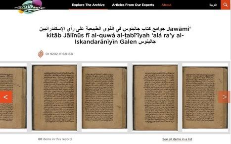 La British Library lance une bibliothèque numérique dédiée aux ... - Archimag   Bibliothèques numériques   Scoop.it