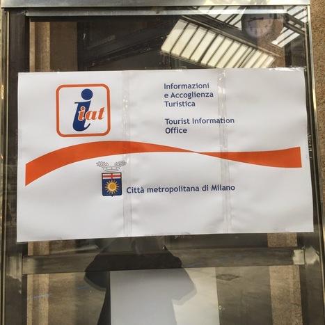 Emergenza Accoglienza turistica. Ecco lo IAT della Stazione di Milano | Accoglienza turistica | Scoop.it