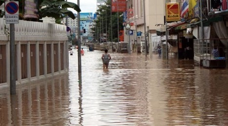 Flooding threatens Chiang Mai, Thailand | Asian Correspondent | Thailand Floods (#ThaiFloodEng) | Scoop.it