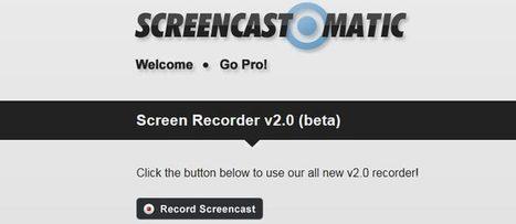 Come usare Screencast per fare content marketing | Social media culture | Scoop.it