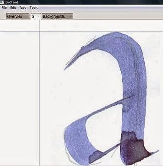 BirdFont - Créer vos propres polices de caractères vectorielles | Time to Learn | Scoop.it