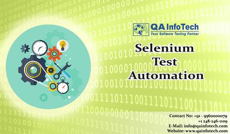 Selenium Test Automation   Cloud Testing Experts   Scoop.it