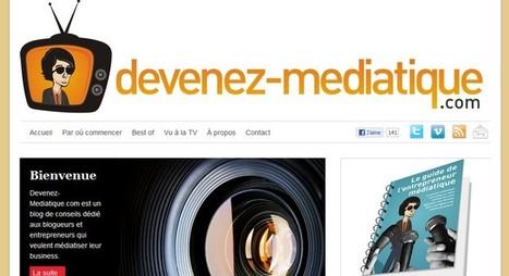 Comment booster son business grâce aux médias ? | Marketing & Réseaux sociaux | Scoop.it