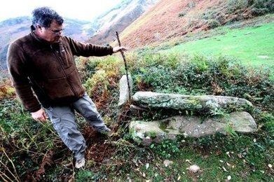 Ciboure : une sépulture de plus de 5.000 ans vandalisée | Mégalithismes | Scoop.it