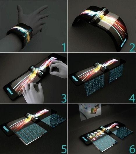 Sony Nextep Computer Concept for 2020 by Hiromi Kiriki » Yanko Design | trends 2020 | Scoop.it