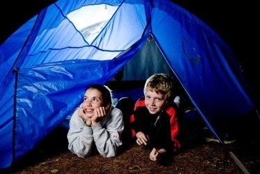 Sleep Under the Stars for the Great American Backyard Campout | Healthy Marriage Links and Clips | Scoop.it
