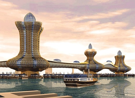 Aladdin City | Asia: Modern architecture | Scoop.it