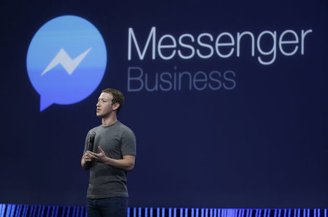 Facebook Messenger Is Absurdly Popular | Occupy Your Voice! Mulit-Media News and Net Neutrality Too | Scoop.it
