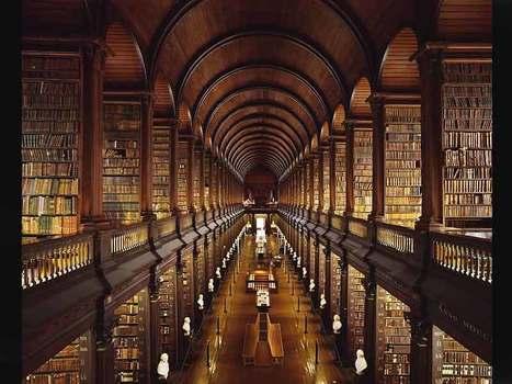 Bibliothèques et bibliothécaires dans la littérature (Babelio) | Baboué ? | Scoop.it