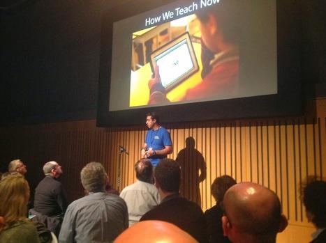 Formación Profes: Metodologías ~ iPad Mobile Learning en Tajamar | M-learning | Scoop.it
