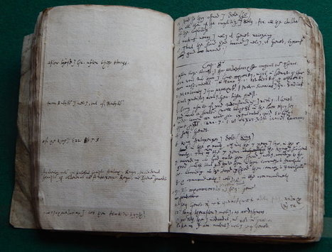 Earliest Known Draft of King James Bible Is Found, Scholar Says | On Writing | Scoop.it