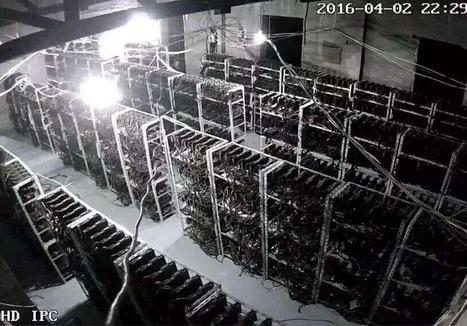 Bitcoin Miners Follow Profit to Ethereum Blockchain - CoinDesk   Peer2Politics   Scoop.it