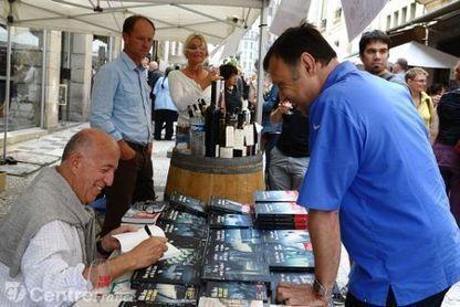 Les 4es rencontres polar et vin se dérouleront le 13 juin - lepopulaire.fr | Blog du polar de Velda | Scoop.it