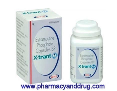 Generic X Trant (Estramustine)   Anti Cancer Medicine   Scoop.it
