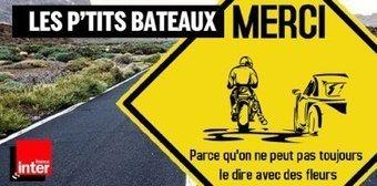 Pourquoi les motards lèvent la jambe… | Formations auprès des jeunes ERJ et stage moto AFDM | Scoop.it