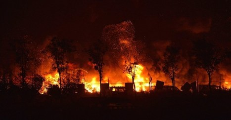 4 Questions Chinese People Want Answered After Deadly Tianjin Blast | What Fascinates Me About China | Scoop.it
