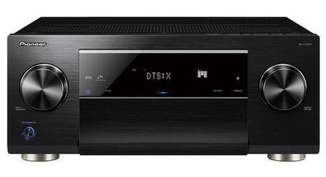 Pioneer SC-LX701   HOME AUDIO & VIDEO   Scoop.it