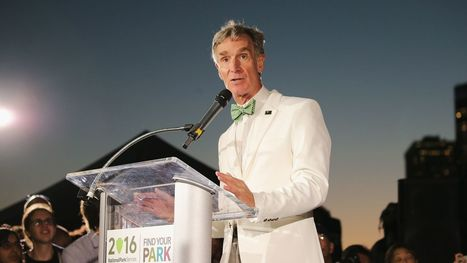 Bill Nye discusses our nation's parks and why Earth is the best place to live | STEM Connections | Scoop.it