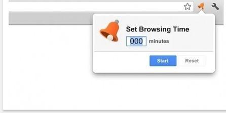 Limiter son temps d'accès au Web, Timer   Technologies informatique   Scoop.it