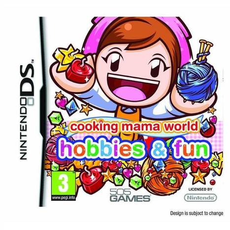 Cooking Mama World Hobbies and Fun - Refurbished (Nintendo DS) | Buy PS4 Video Games United Kingdom | Scoop.it