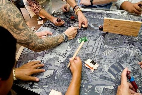 Arts + Prison: Transforming Lives Behind Bars through the Arts | NEA | Humanizing Justice | Scoop.it