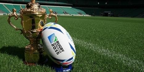 Coupe du monde de rugby : les marques ont bien joué ! | InnovationMarketing | Scoop.it