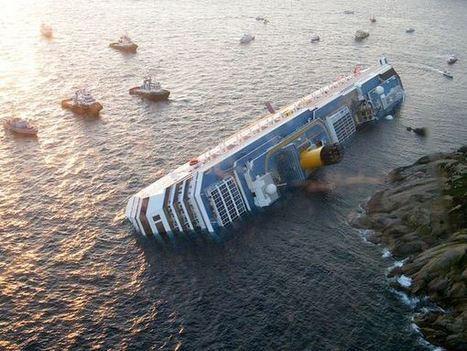 Geschichte der Costa Concordia im Schatten von Unglückszahlen | Nervenfutter | Scoop.it
