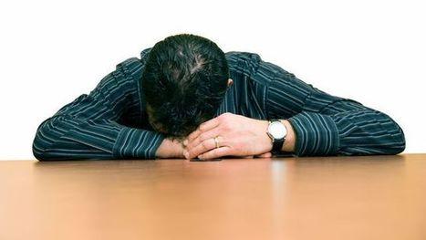 Burn-out: un jour, ils se sont effondrés | Les souffrances ... dans l'activité professionnelle. | Scoop.it