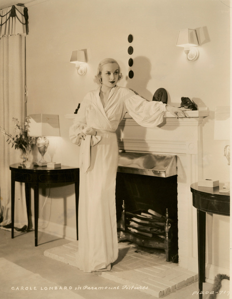 Carole Lombard .org | Life and Legend of Carole Lombard | Vintage Whatever | Scoop.it