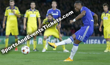 The Biggest Victory of Chelsea in Champions League Against Maribor | Champions League Updates | Scoop.it