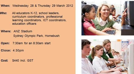 ICT Conference 2012, March 28-29 | Sydney | New-Tech Librarian | Scoop.it