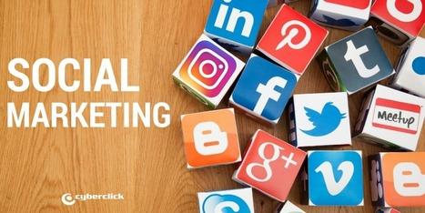 Social marketing: ¿qué es y cómo convertir más? | Profesión Palabra: oratoria, guión, producción... | Scoop.it