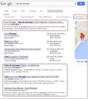 Tout savoir sur la géolocalisation des résultats Google   Curation par www.referencement-la-rochelle.fr   Scoop.it