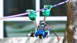 Skysweeper: 3D-gedruckter Roboter soll Stromleitungen inspizieren   21st Century Innovative Technologies and Developments as also discoveries, curiosity ( insolite)...   Scoop.it