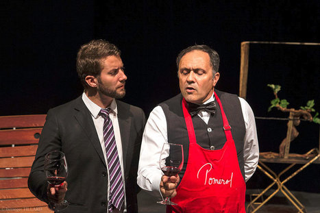 Le théâtre fête le vin | Bordeaux Gazette | Scoop.it