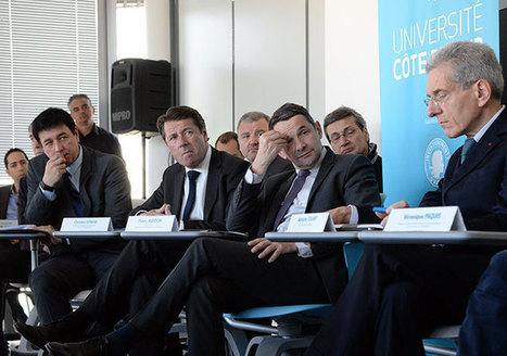 L'Enseignement supérieur et la Recherche sur la Côte d'Azur à l'honneur avec la venue du ... | IMREDD | Scoop.it