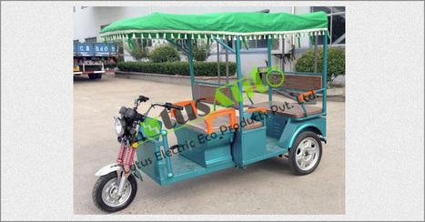 Battery Rickshaw Trader Delhi   Rickshaw   Scoop.it