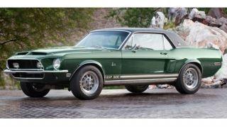 Shelby's 'Green Hornet' Mustang to cross the block in Scottsdale   Mas interesante   Scoop.it