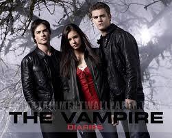 Os diários de um vampiro | Frases de séries de TV | Scoop.it