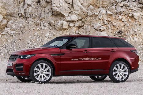 Range Rover Sport 2018 : les premières images | MonAutoNews | Scoop.it