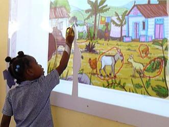 Education par le numérique en Haiti : la page qui vous explique tout le projet ! Félicitations à l'équipe | Murs numériques et interactions (TBI et TNI) | Scoop.it