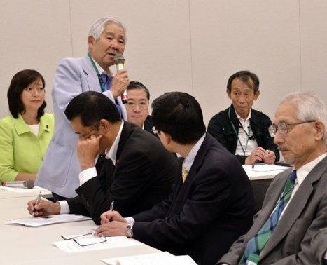 Fukushima: des ingénieurs à la retraite sont prêts à reprendre du service | TV5MONDE | Japon : séisme, tsunami & conséquences | Scoop.it