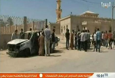 Next »»» Twitter / FreeBenghazi: Car bomb kills Chief Military ... | Saif al Islam | Scoop.it
