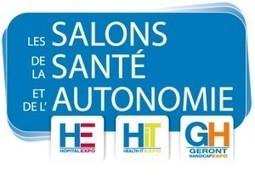 Salons Santé Autonomie 2015 - Axège | Contrôle de gestion hospitalier | Scoop.it