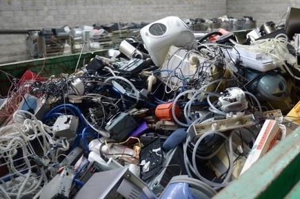Déchets électriques et électroniques: augmentation de la collecte en 2015 | Idées responsables à suivre & tendances de société | Scoop.it