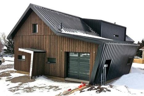 -34° et des fenêtres à température agréable : découvrez la maison passive la plus septentrionale au monde - LA MAISON PASSIVE FRANCE | Architecture Passive et Positive | Scoop.it
