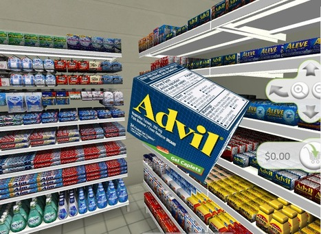 3DVIA Store - Revitalize the basic of retail with the power of 3D | 3D Experiences | Scoop.it