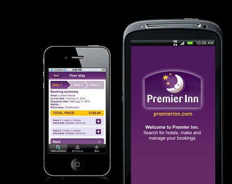 Case study: How Premier Inn uses mobile analytics | Ict Showcase | Scoop.it