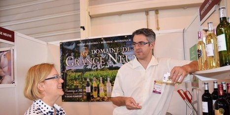 Ambassadeur du vignoble | Agriculture en Dordogne | Scoop.it