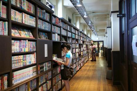 #Kyoto International #Manga Museum | What makes Japan unique | Scoop.it